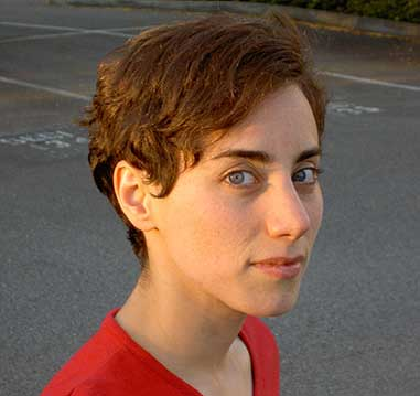 picture of Mirzakhani